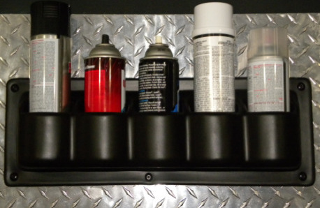 Aerosol Can Holder