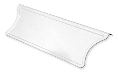 Champ Kart Sides (Pair) - White