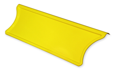 Champ Kart Sides (Pair) - Yellow