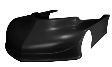 Aero Tuff Body Kit - Black