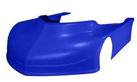 Aero Tuff Body Kit - Blue