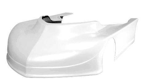 Aero Tuff Body Kit - White