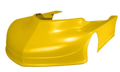 Aero Tuff Body Kit - Yellow