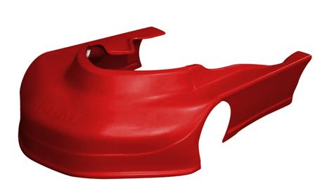 Super Tuff Body Kit - Red